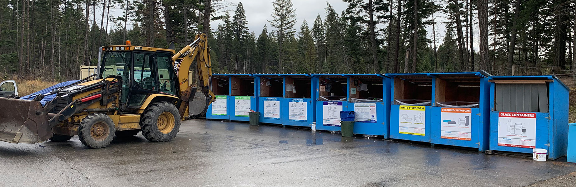 Central Cariboo Disposal Services (2001) Ltd. provides waste and recycle services throughout the Central and South Cariboo-Chilcotin areas of British Columbia as well as Merritt.